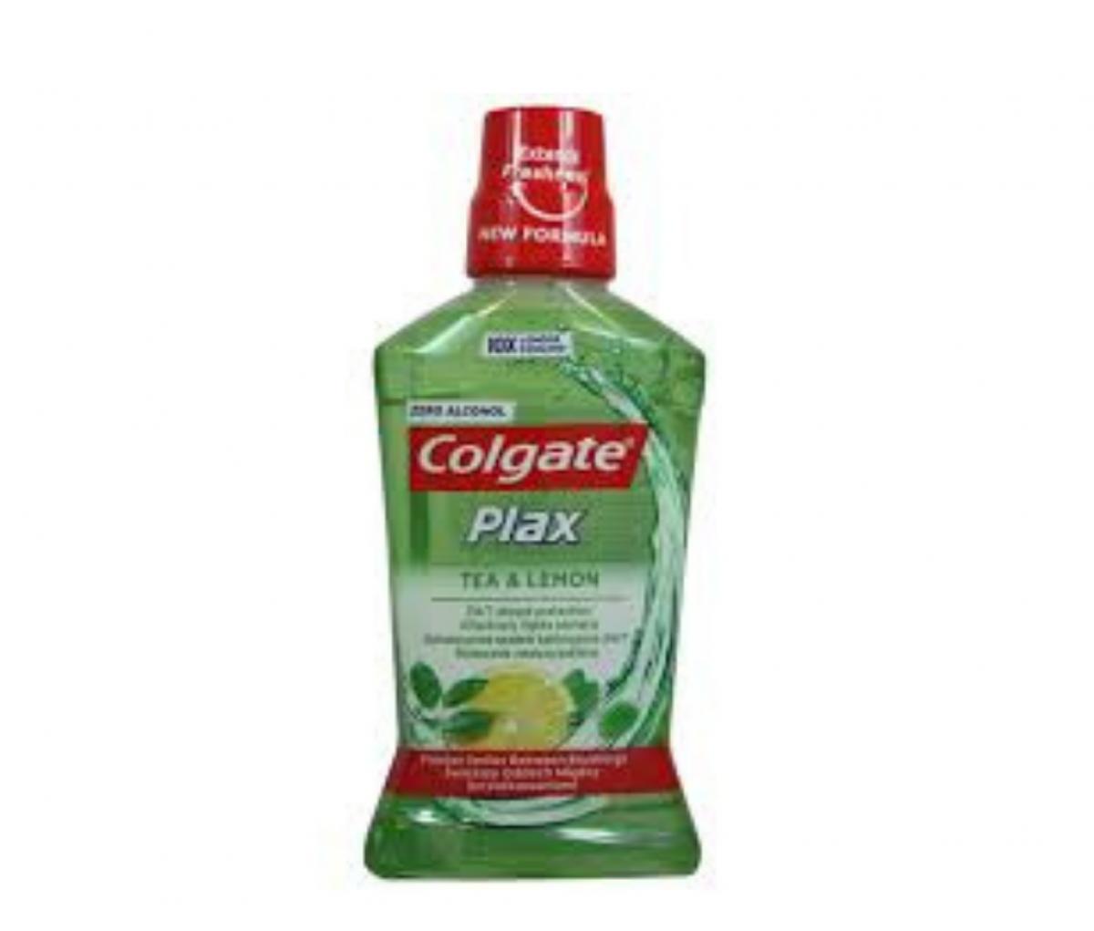 Colgate 500ml Plax Tea and Lemon Mouth Wash