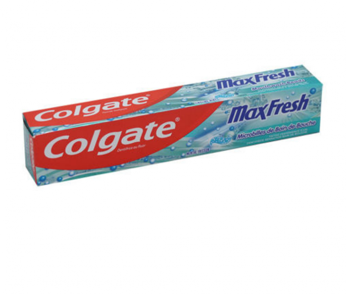 Colgate 75ml Max Fresh Microbilles Toothpaste