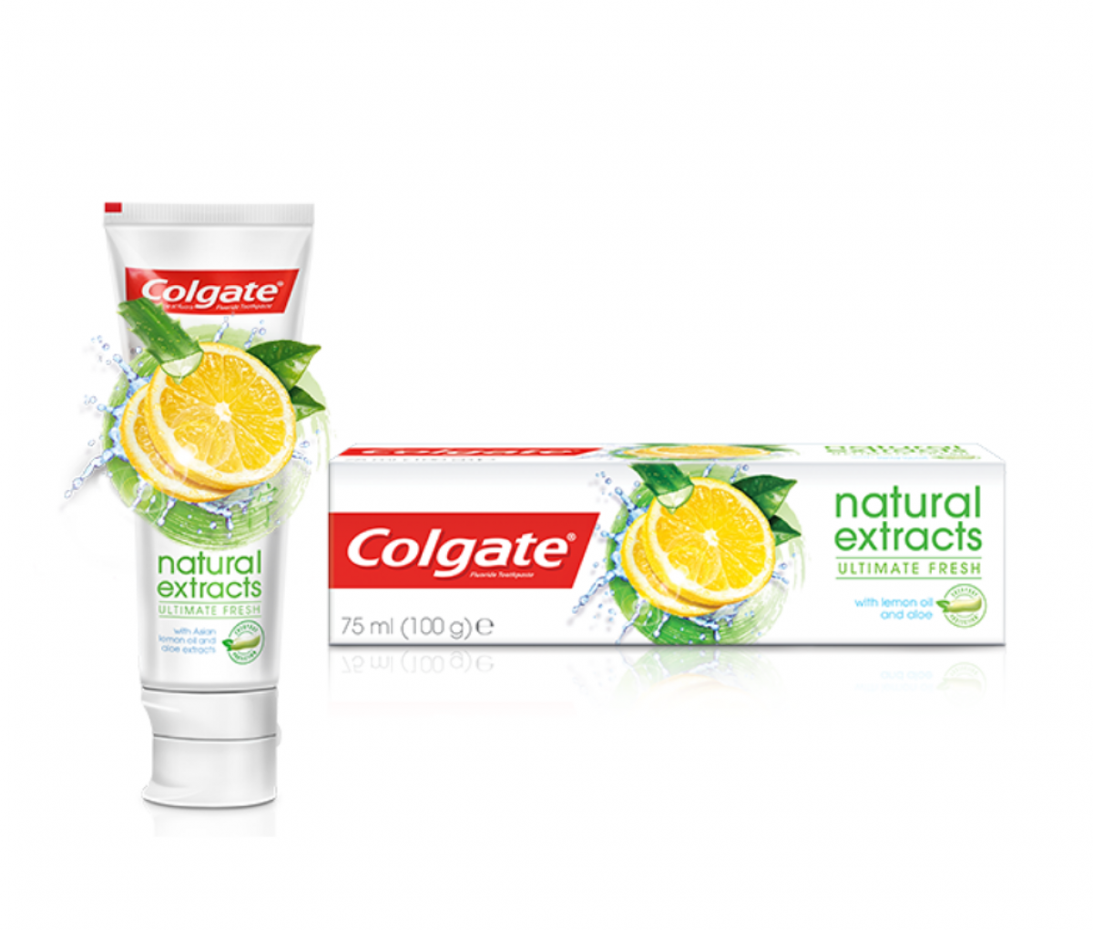 Colgate 75ml Natural Extracts Daily care