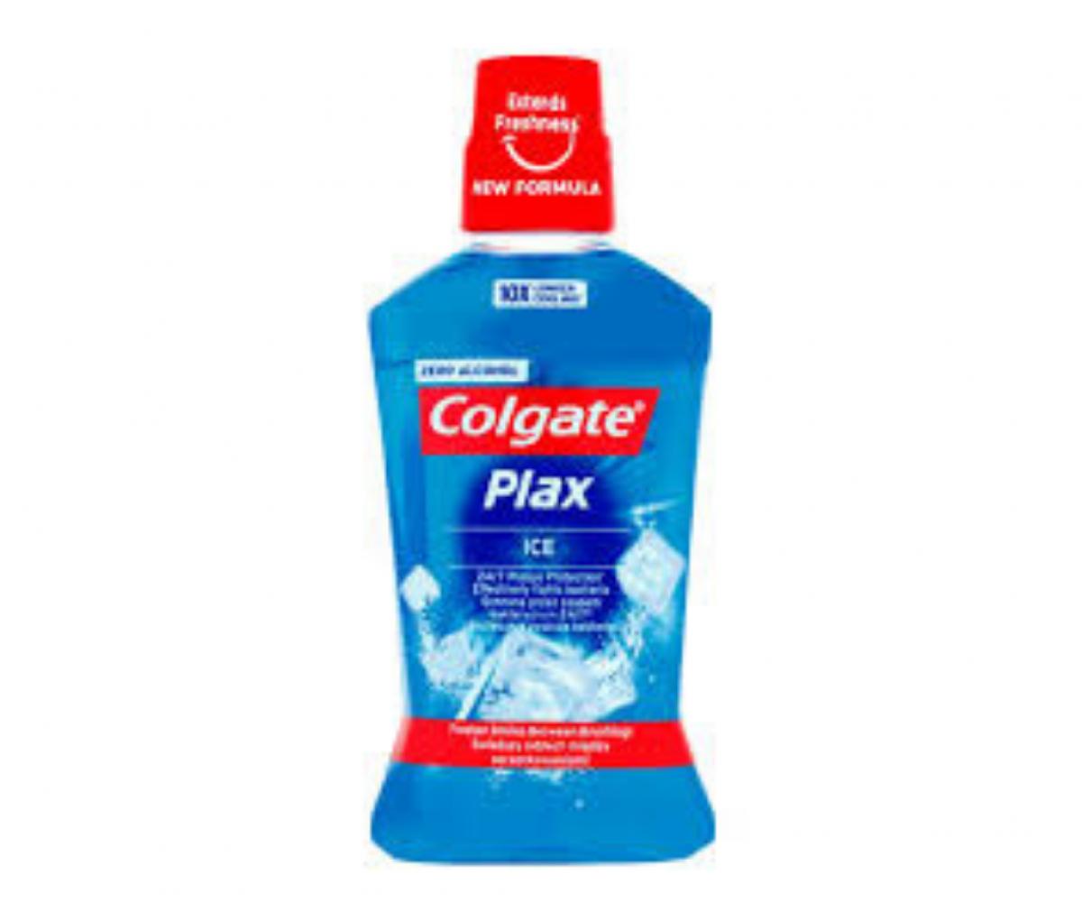 Colgate 500ml Plax Ice Mouthwash