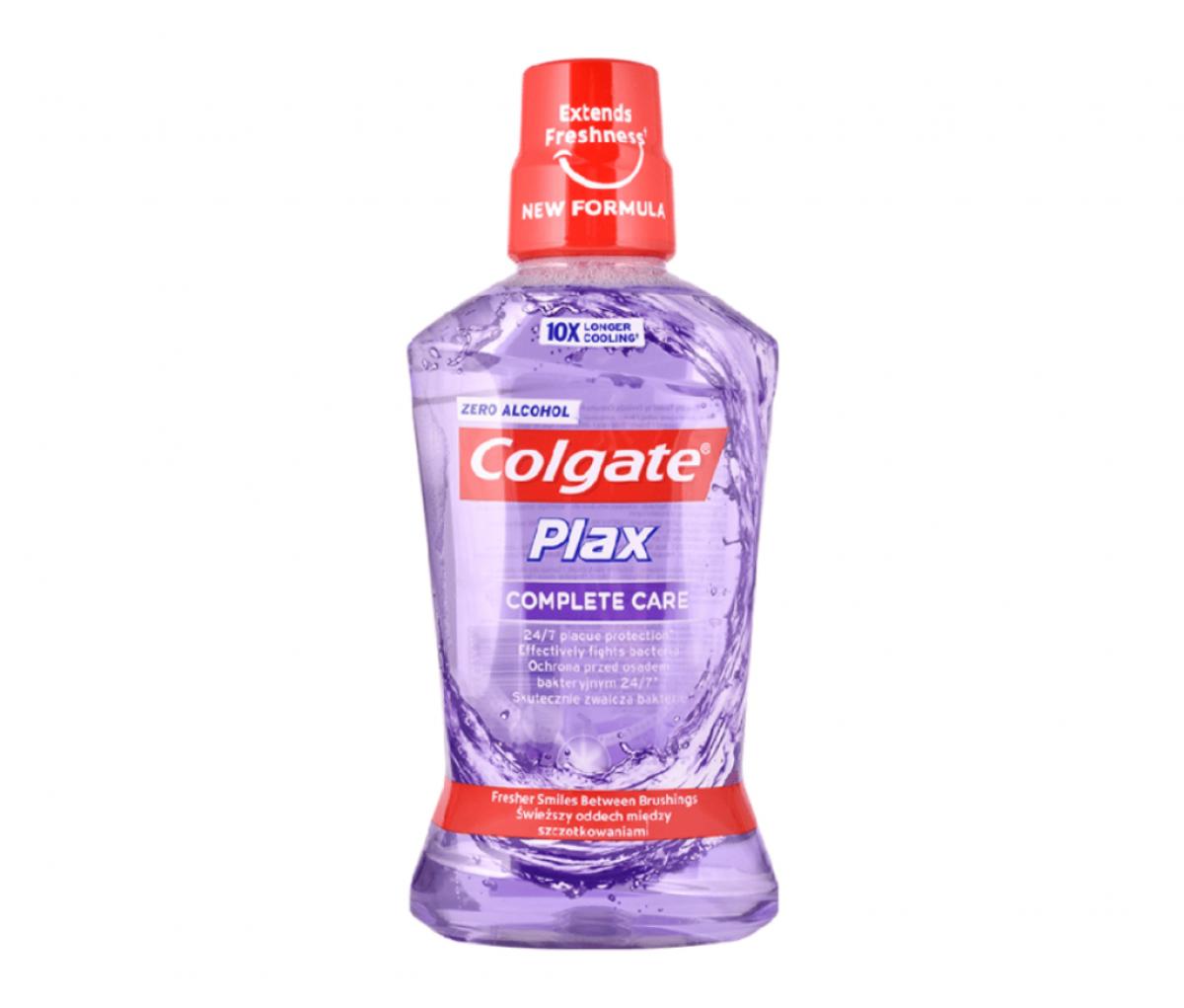 Colgate 500ml Plax Complete Care