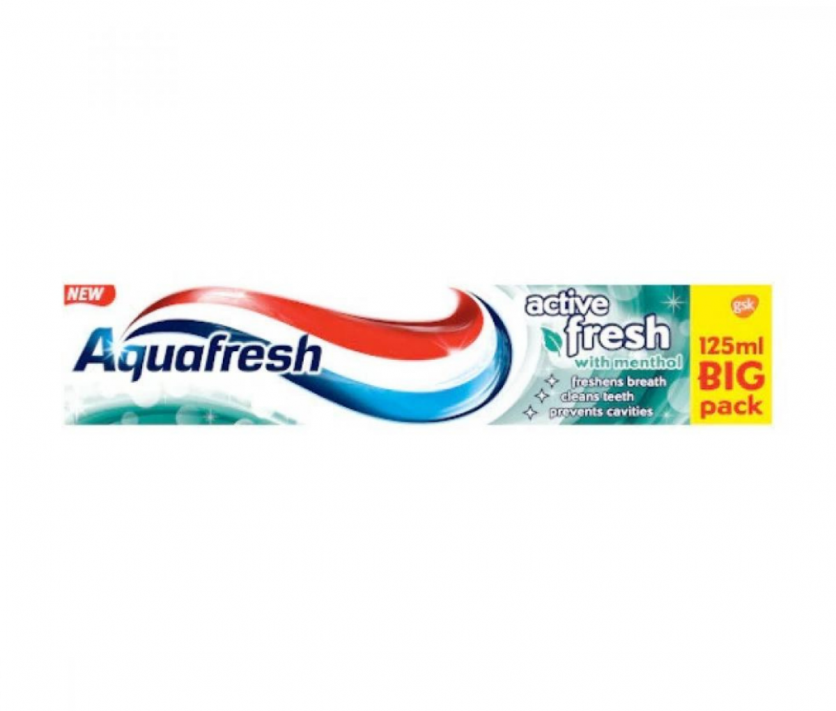 Aquafresh 75ml Fresh Menthol