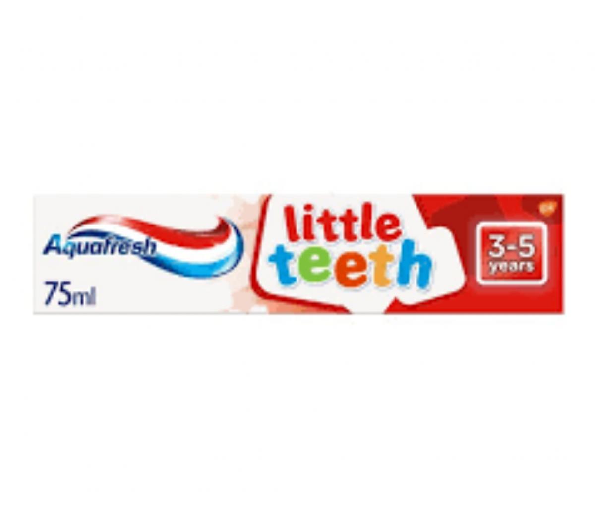 Aquafresh 50ml Kids Little Teeth