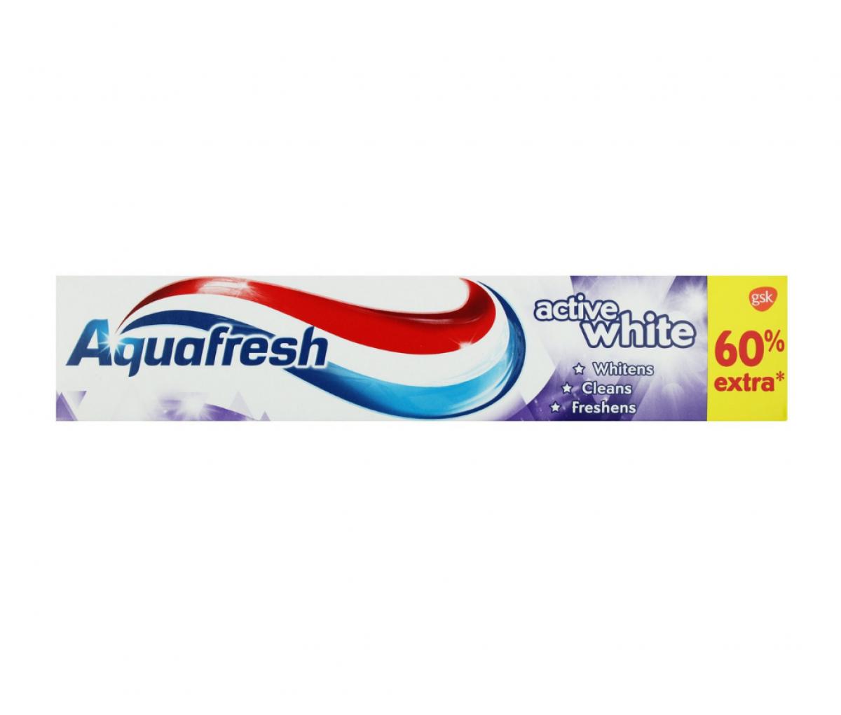 Aquafresh 125ml Active White Toothpaste