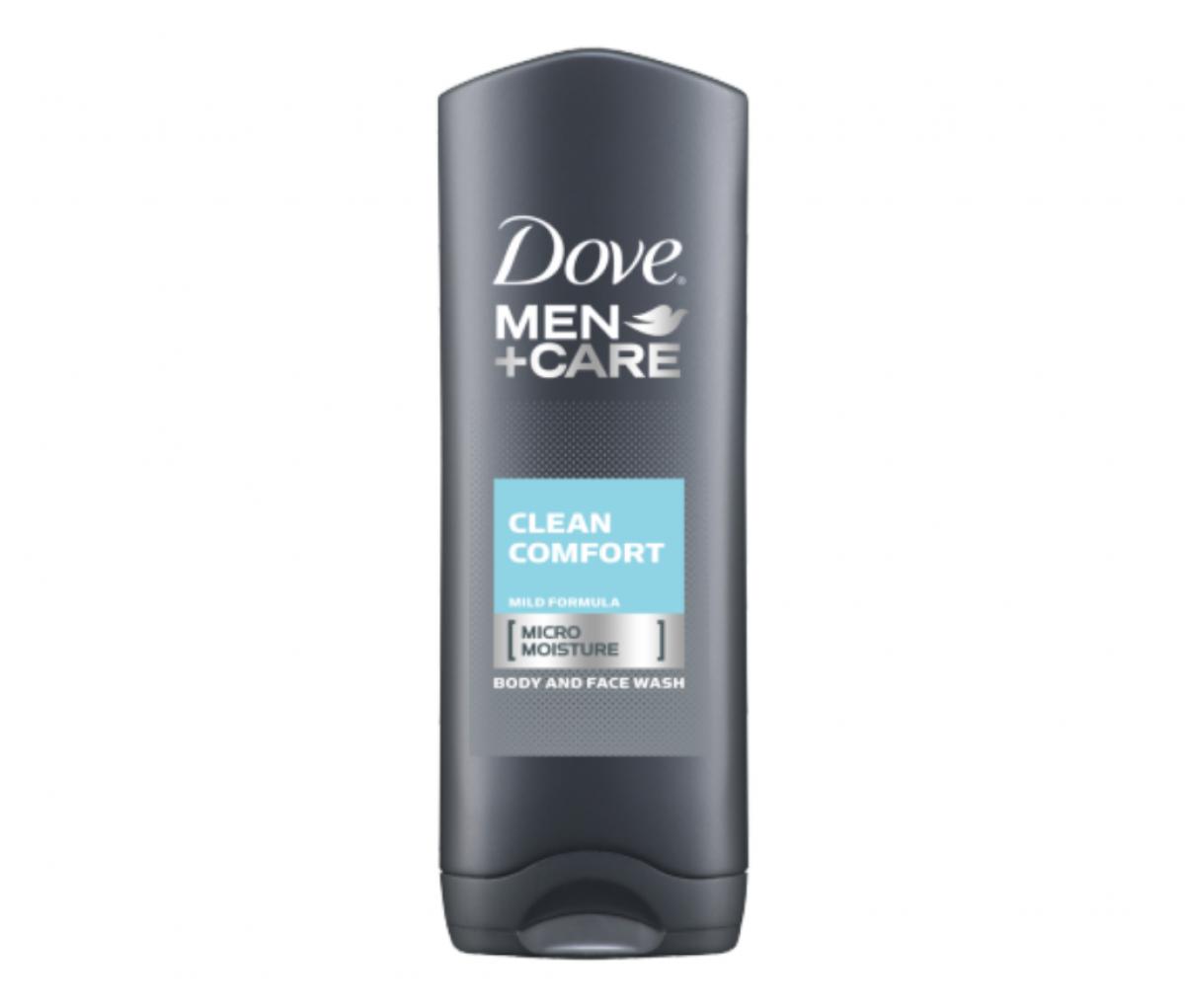 Dove 400ml Clean Comfort Shower Gel
