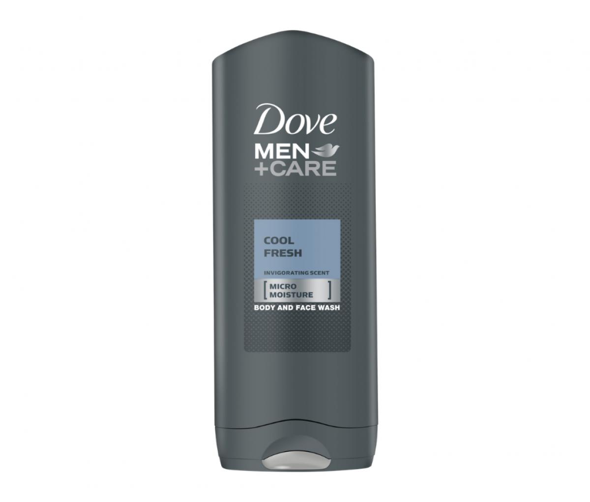 Dove 400ml Cool Fresh Body & Face Wash