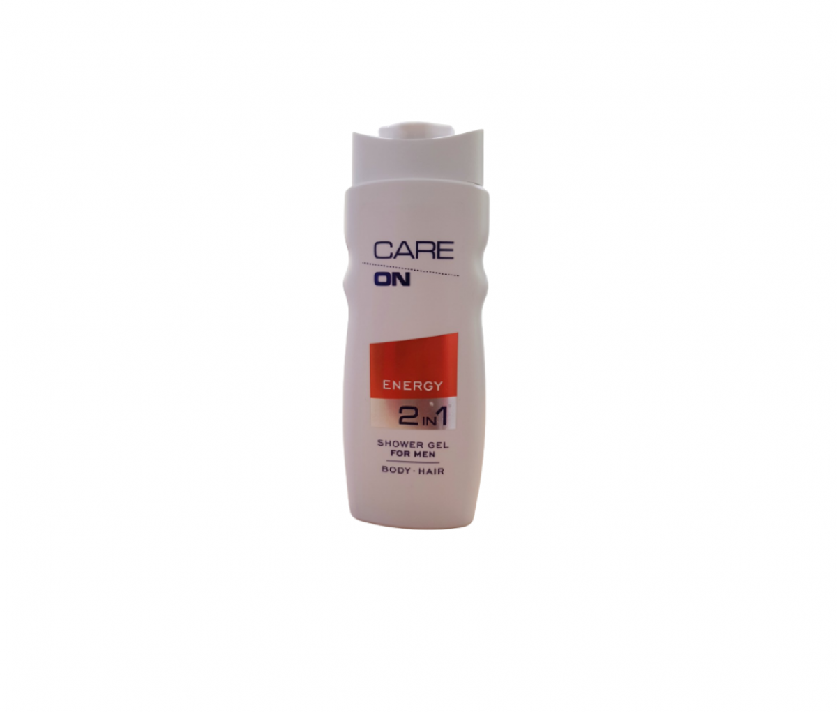 TZMO CARE ON Shower Gel 2 in 1 Energy 500ml