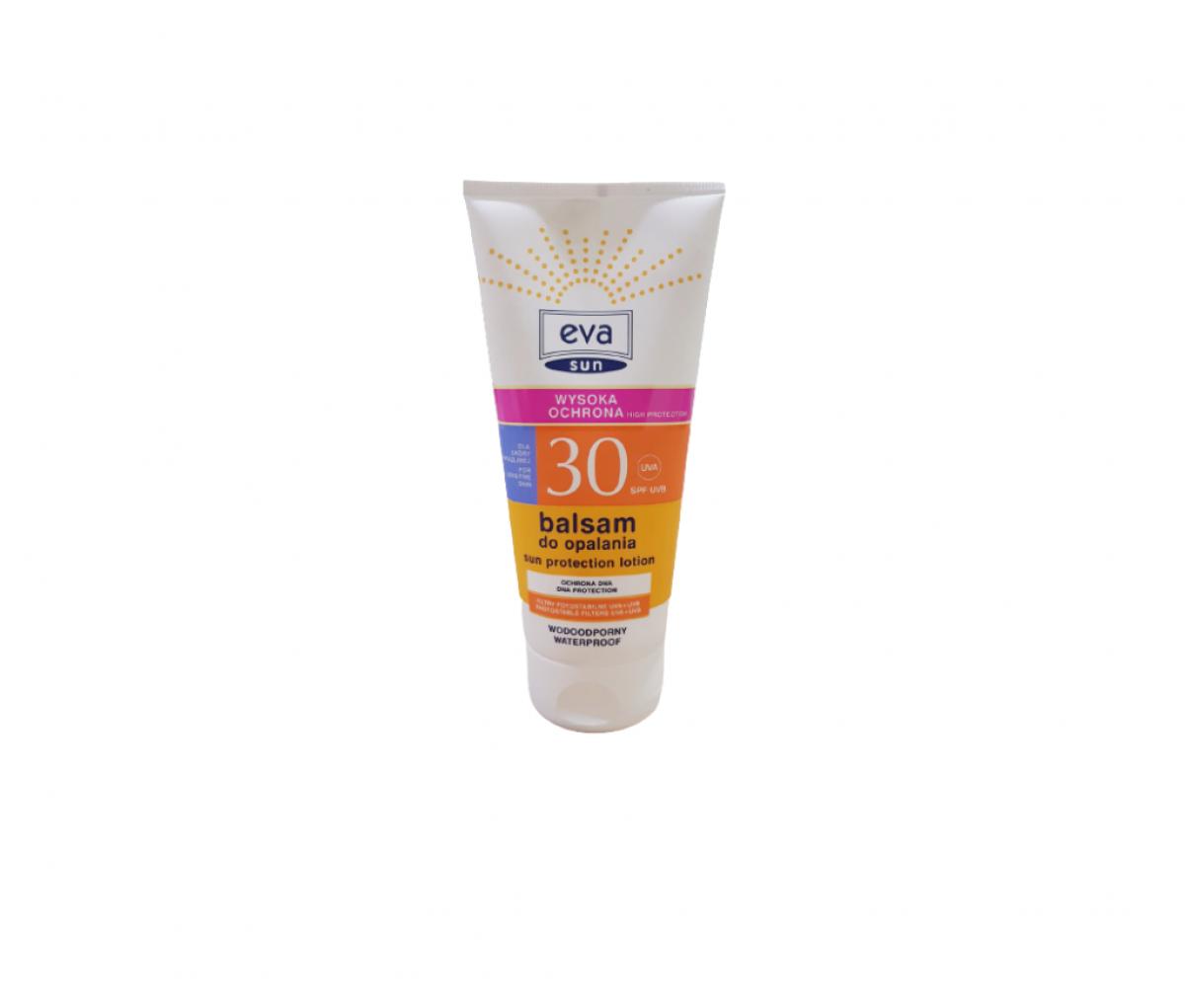 TZMO EVA Sun SPF30 Tanning Lotion for Sensitive Skin 200ml