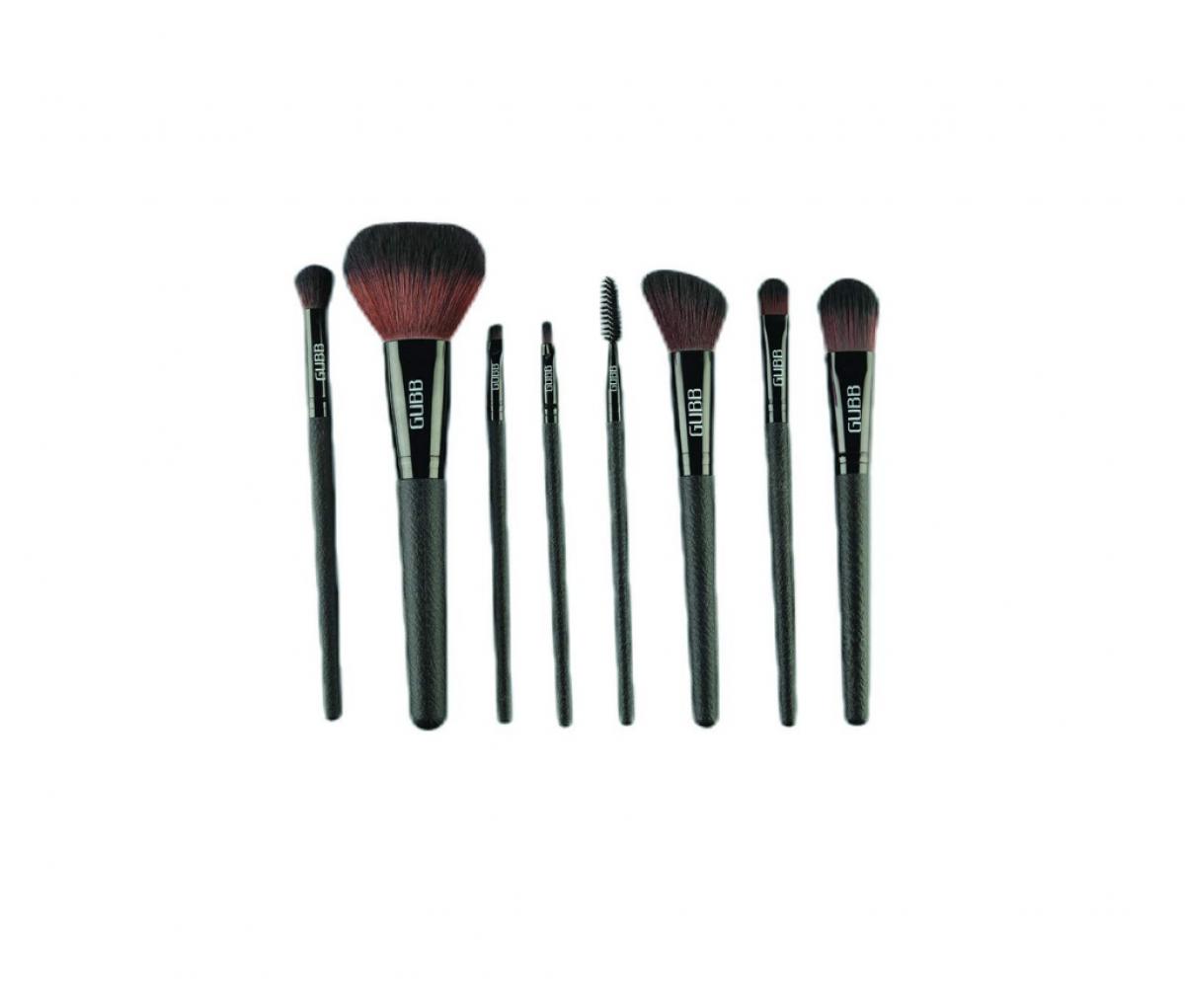 GUBB Make Up Brushes Set(8 Brushes)