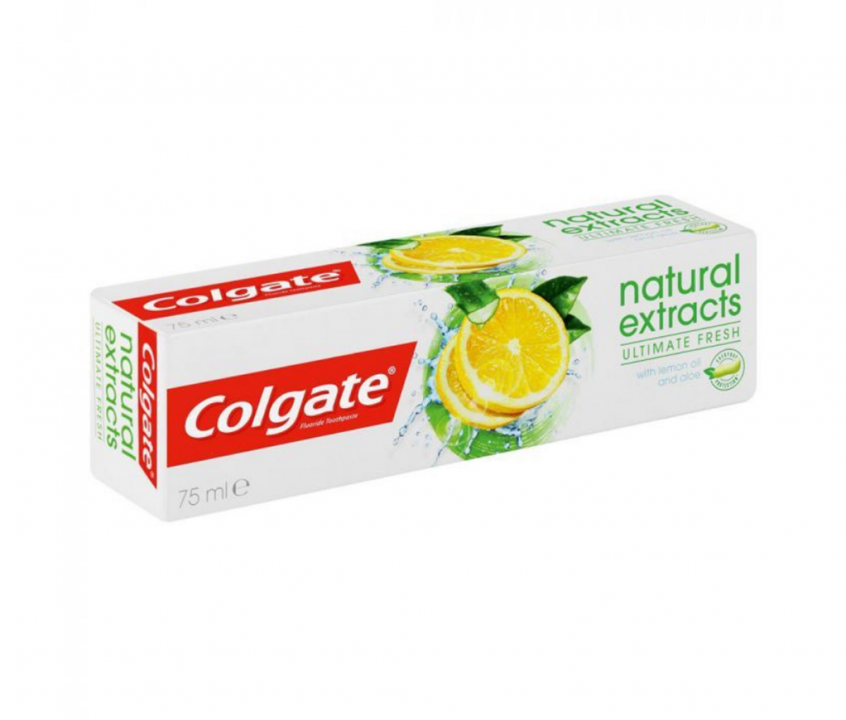 Colgate 75ml Natural Extracts Ultimate Fresh