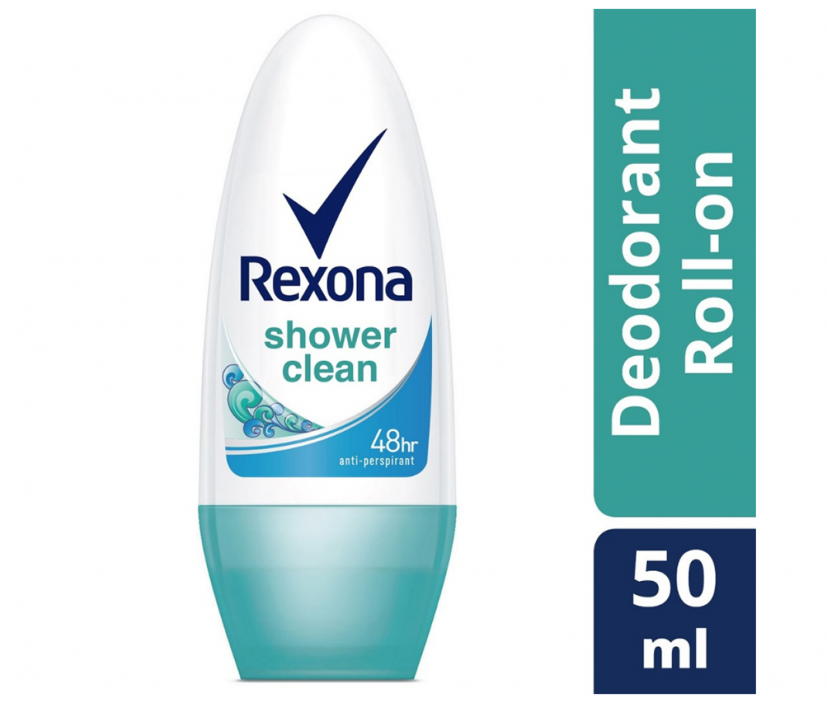 Rexona 50ml Shower Clean