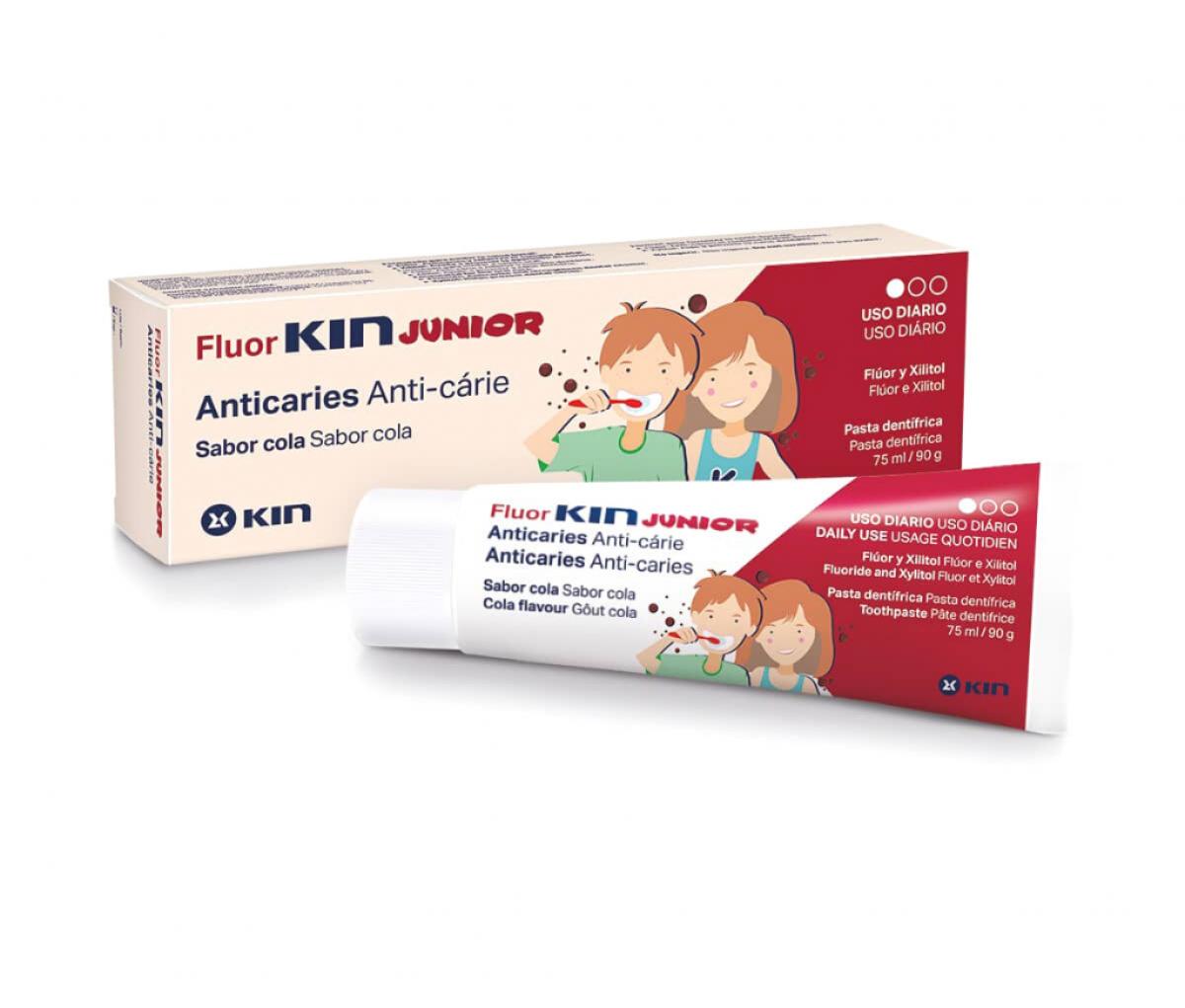 KIN Fluorkin Cola Toothpaste 75ml