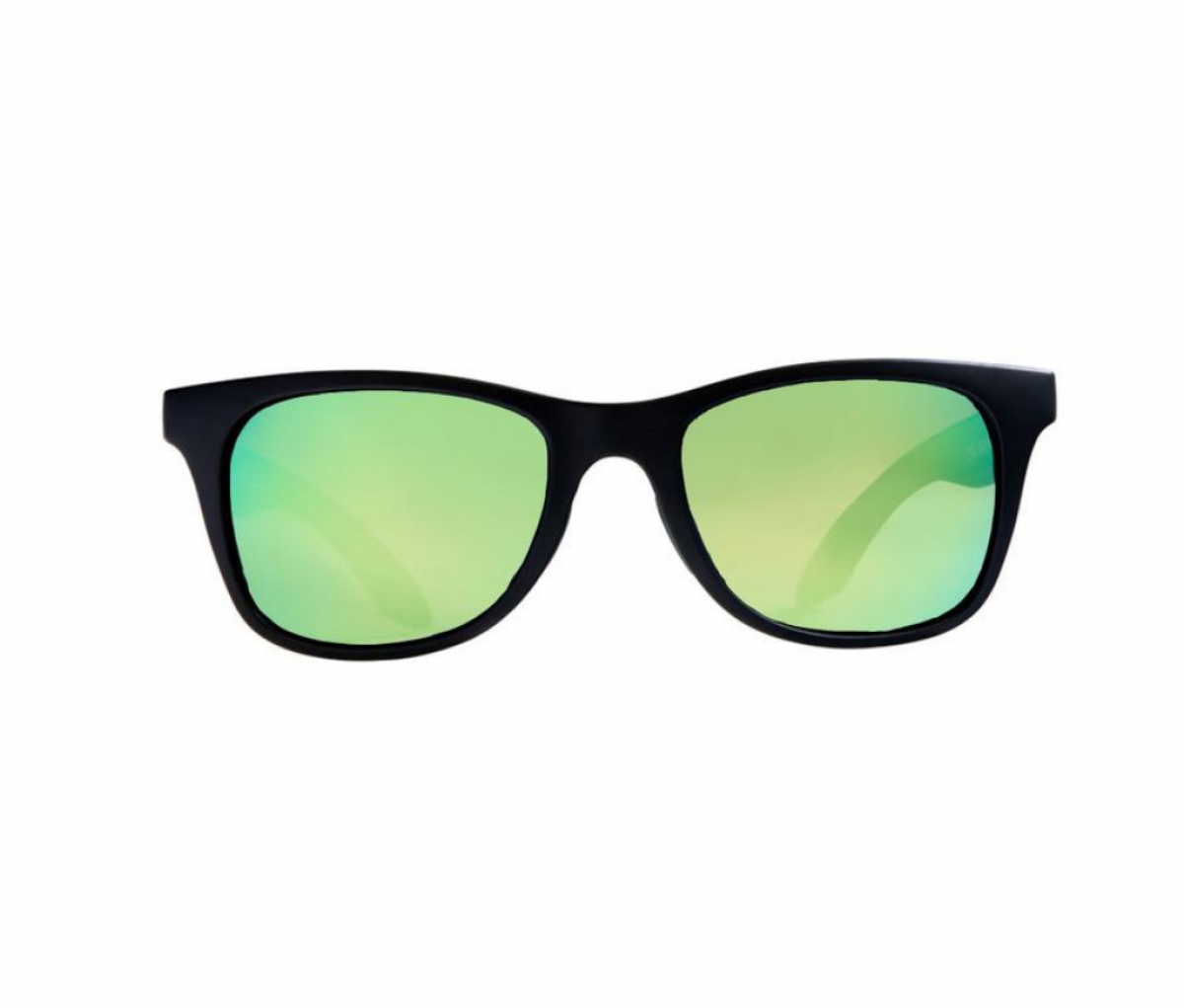 RHEOS Waders Gunmetal Frame & Emerald Lens 2011-130
