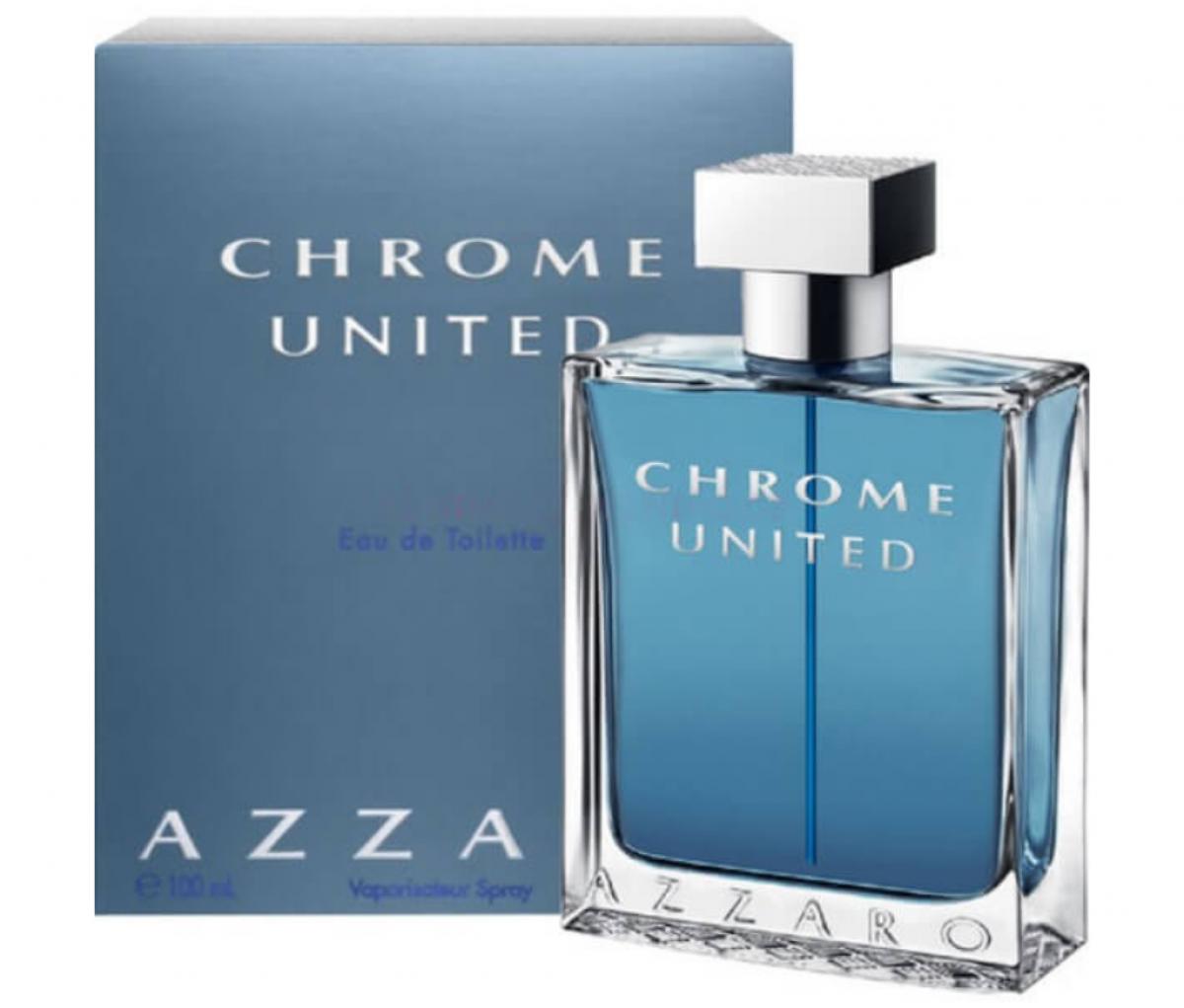 Azzaro Chrome United (M) Edt 100ml