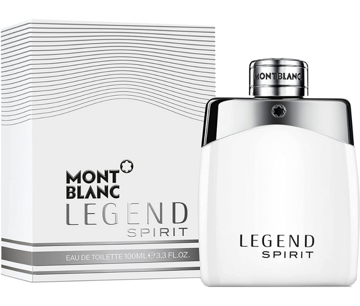 Mont Blanc Legend Spirit (M) Edt 100ml