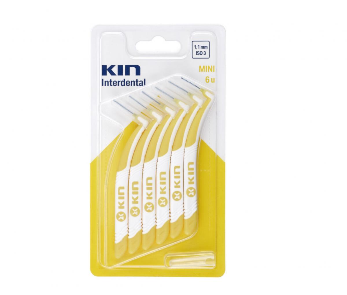 KIN Miniprox InterDental Brush 1.1mm