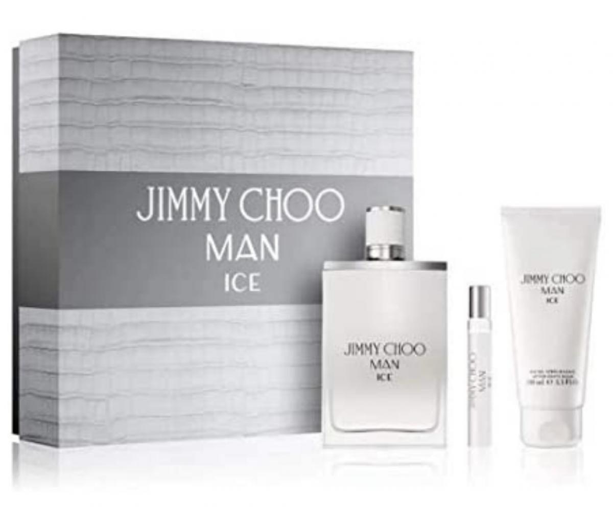 Jimmy Choo Ice M Edt 100ml+A Shv  B 100ml+Mini 7.5ml Set